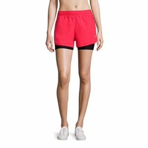 Perforated 2-for Run Short
